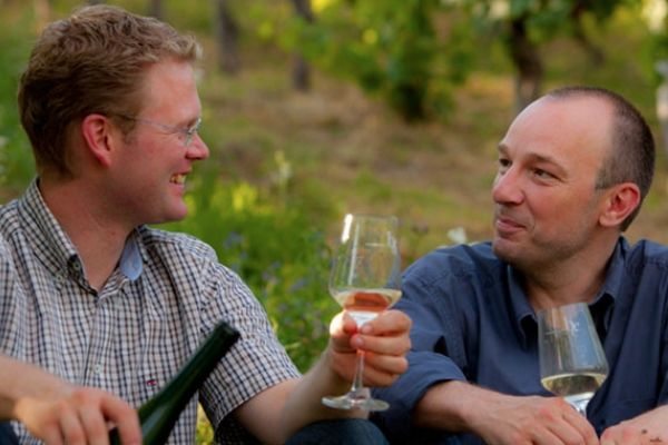 Winemakers: Timo Dienhart and Andreas Thran