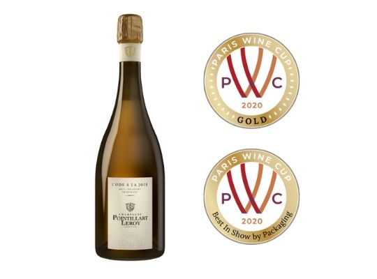 Champagne Pointillart-Leroy L'Ode à la Joie