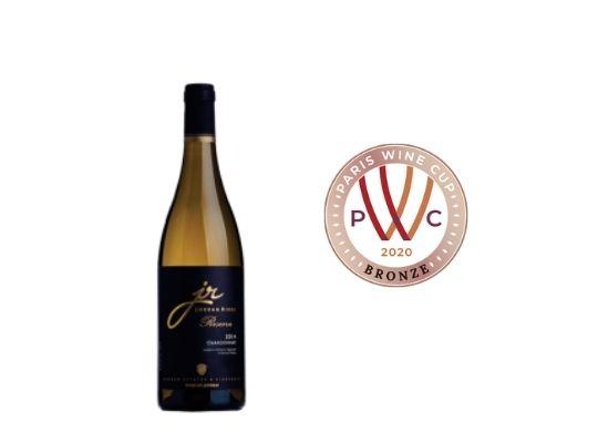 2018 JR Reserve Chardonnay