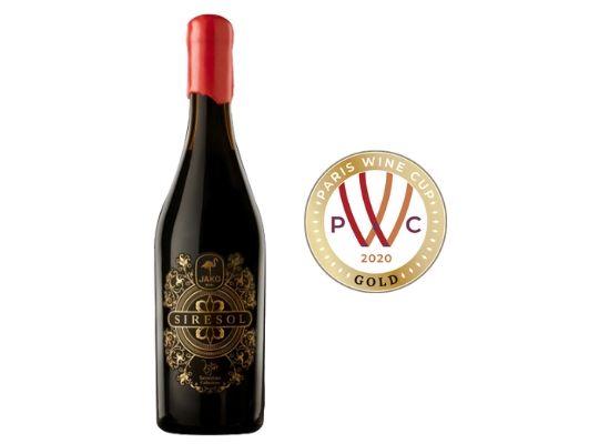 2015 Siresol Jako Wine