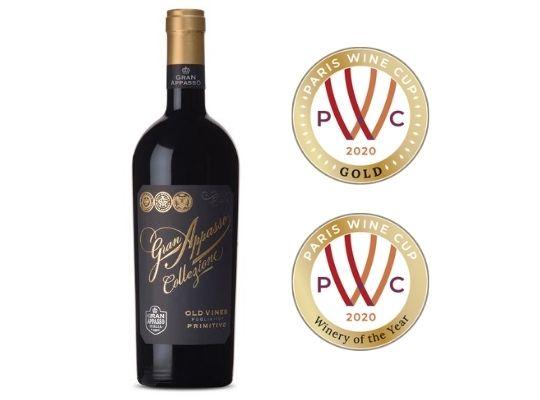 2018 Gran Appasso Collezione Old Vines Primitivo Puglia IGP