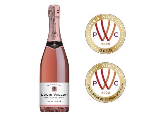 Cabernet Franc - Louis Vallon Rosé