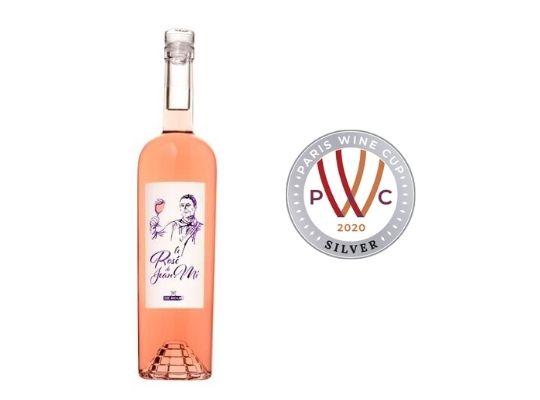 Cabernet Sauvignon - Le rosé de Jean-Mi