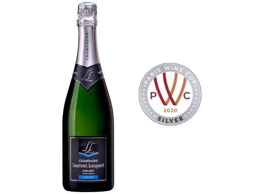 Champagne Laurent Lequart Réserve Extra Brut