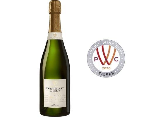 Champagne Pointillart-Leroy 2014 Fondations 1910