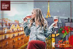 Photo for: Lancement du Paris Drinks Guide pour la Paris Wine Cup